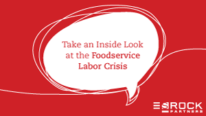 4 Ways Manufacturers Can Help Foodservice with Its Biggest Challenge