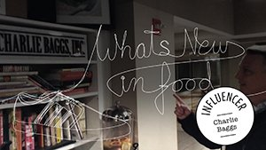 What's New In Food: Influencer Charlie Baggs width=