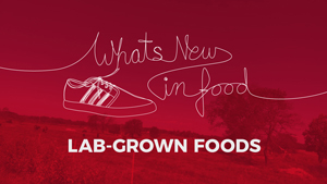 What's New In Food: Lab-Grown Protein